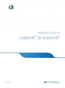 آموزش کامسول - زبان اصلی – مقدمه تعامل زنده با نرم افزار AutoCAD