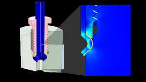 آموزش کامسول مکانیک