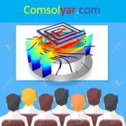 دوره جامع آموزش کامسول comsol